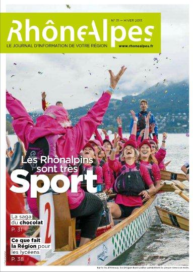 Rhône-Alpes 31 - hiver 2013