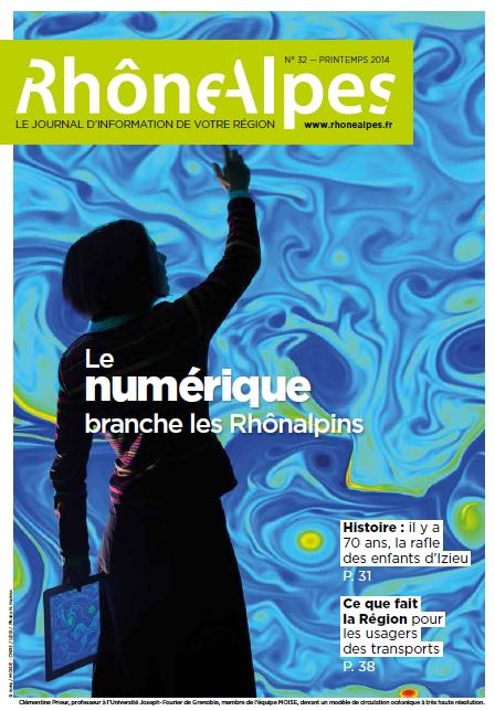 Rhône-Alpes 32 - Printemps 2014