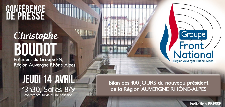 CDP Boudot 14 Avril